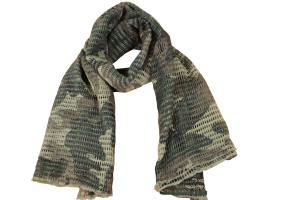 Mesh scarf